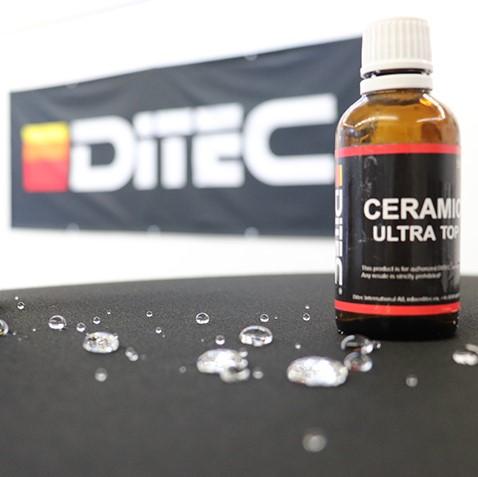 Mit der Ditec-Lackversiegelung bleibt deine Fahrzeugoberfläche bis zu 9 Jahre von Umwelteinflüssen geschützt. Weitere Infos