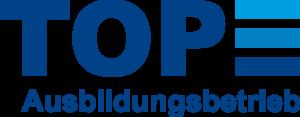 logo topausbildungsbetrieb transparent